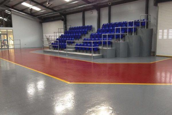 stadium flooring