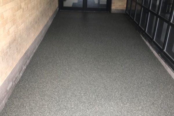 resin bound floor