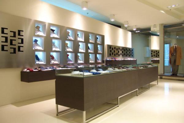 Retail store London